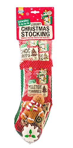 Good Boy Pawsley Dog Stocking
