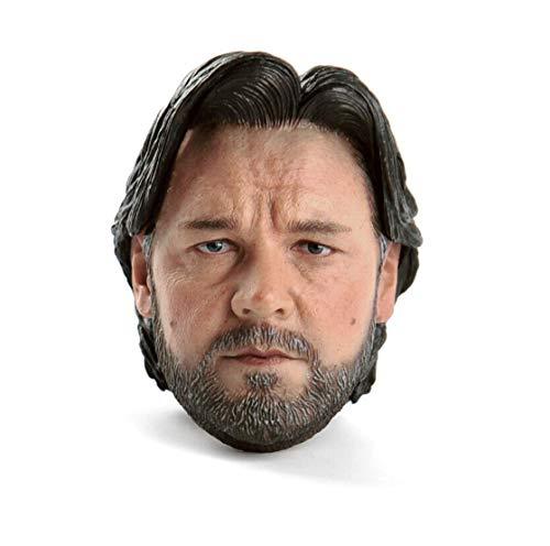 1 6 Model Man Schwarze Lederschuhe für 12 /'/' Phicen Kumik Action Figures