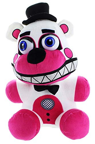 Five Nights at Freddy's Sister Location 12' Plush: Funtime Freddy