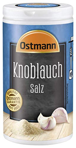 Ostmann Knoblauchsalz, 4er Pack (4 x 75 g)