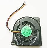wangch Ventilador de refrigeración de CPU de Repuesto para Toshiba Portege R700 R705 R830 R835 Series GDM610000456 C-136C