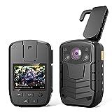 Best Body Cams - ELFGO Body Camera, 1080P HD 32GB Night Vision Review