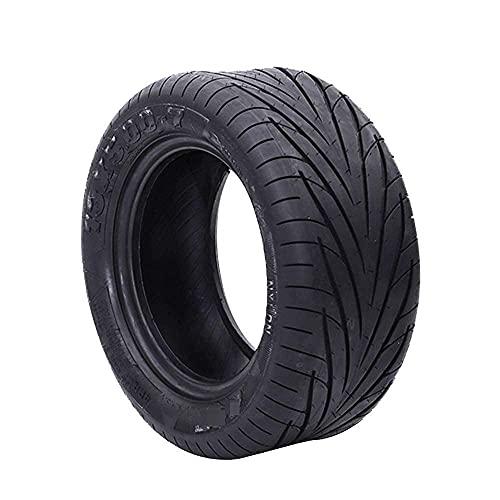 Neumáticos de amortiguación para scooters eléctricos 13x5.00-7 Neumático de vacío cómodo y resistente al desgaste, banda de rodadura antideslizante ensanchada, adecuado para scooter / carro de 7 pulga