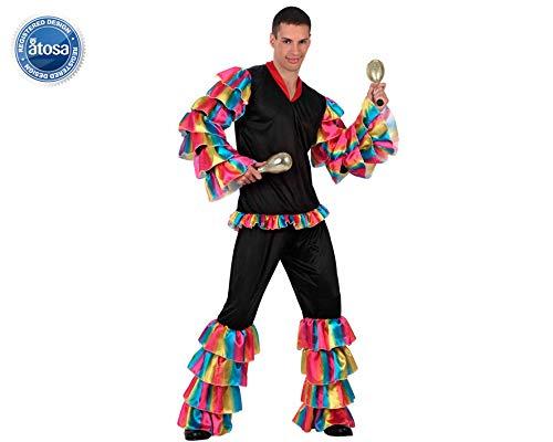Atosa Costume di Carnevale Ballerino, Rumba