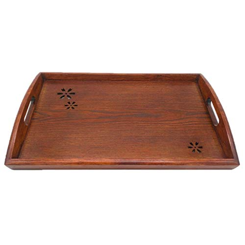Pizza Board Western Steak Plaat Bakplaat Pizza Pan Met Handvat Houten Breadboard Pizza Tray Cake Plaat For Kitchen