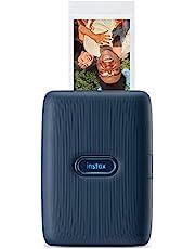 Fujifilm 16640668 INSTAX Mini Link Smartphone Printer (Dark Denim)