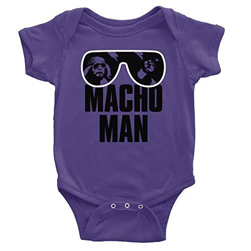 WWE Macho Man Randy Savage Baby Creeper Multi Large