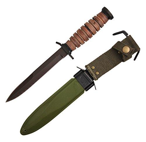 Wartech H-4711 World War II M3 Fighting Knife, 12.5'