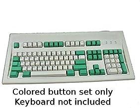Unicomp Buckling Spring ANSI Color Key Sets - Green