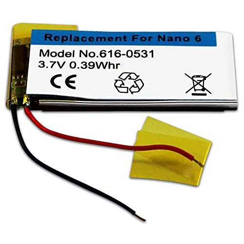 WalR Rechargeable Replacement Cell Phone Battery, for Appl...