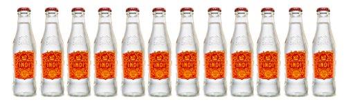 Indi & Co Botanical Tonic Water, 12er Pack, EINWEG (12 x 200 ml)