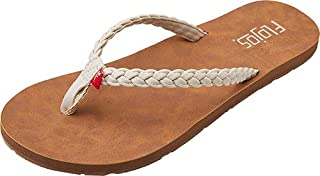 Flojos Women's Slip on Flip Flop Sandal