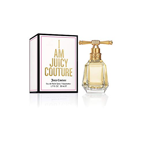 Juicy Couture I Am Eau de Parfum für Damen, 50 ml