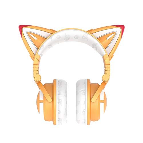 ZRL Cascos Gaming Auriculares Inalámbricos en La Oreja Bluetooth 5.0 Auriculares Estéreo...