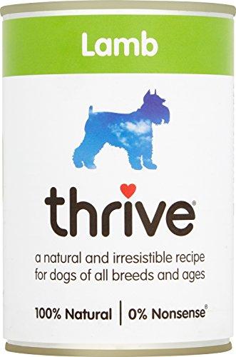 Thrive dog food - Lamb 400g (Pack of 6)