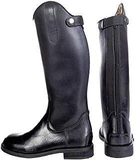 Reitstiefel -Córdoba Kinder-9100 schwarz30 Pantalones, Unisex Adulto, Negro, 30