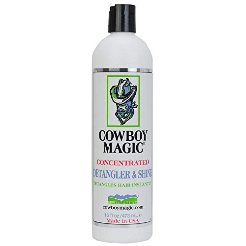 Cowboy Magic Concentrated Detangler and Shine...