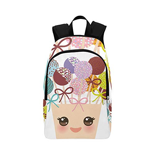 DKGFNK Bag Hiking Backpack Japan Kawaii Cute Cartoon Painting Durable Water Resistant Classic School Bags Men Water Hike Bag Hiking Pack Bag Best School Bags
