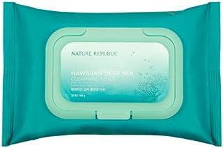 Nature Republic Hawaiian Deep Sea Cleansing Tissue 30sheets / ネイチャーリパブリック ハワイアンディープ シー クレンジングティッシュ30枚 [並行輸入品]