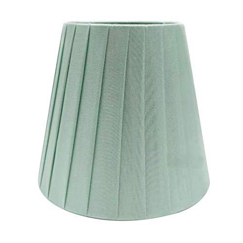 SAC d'épaule Pantalla de Tela de Color sólido, lámpara de lámpara de lámpara de la lámpara de la lámpara de la lámpara de la lámpara de la Burbuja del Clip, la Pantalla Plisada,A