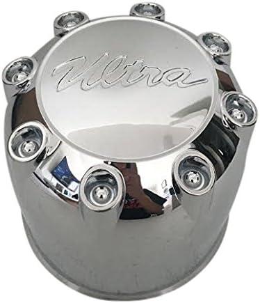 Ultra Ranking TOP16 Wheel Courier shipping free 89-8114-CAP C800901 Chrome Lug Cap Center 8