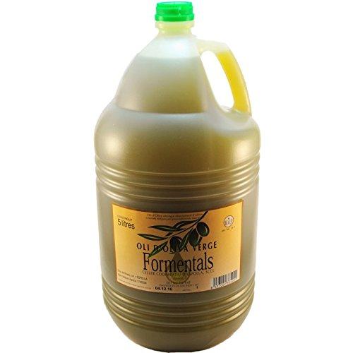Aceite de Oliva Virgen - Formentals - 5 Litros (del Celler Espolla)