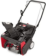 Yard Machines 31A-2M1A700 21-Inch 123cc OHV 4-Cycle Gas Powered Single Stage Snow Thrower