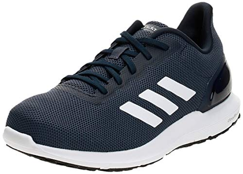 Adidas Cosmic 2, Zapatillas de Running Hombre, Azul (Trace Blue F17/Ftwr White/Legend Ink Trace Blue F17/Ftwr White/Legend Ink), 44 2/3 EU