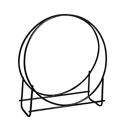 Panacea 15208 20-Inch Tubular Steel Log Hoop