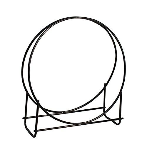 Panacea 15208 20-Inch Tubular Steel Log Hoop