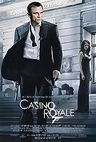 キャラクターポスター、映画ポスター、007 カジノロワイヤル OO7 Casino Royale 1ポスター A3サイズ(42x30cm)