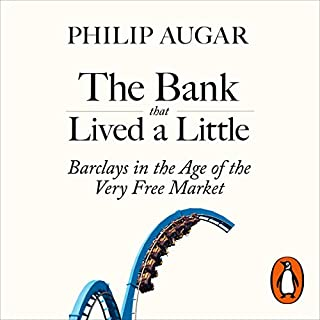 The Bank That Lived a Little cover art