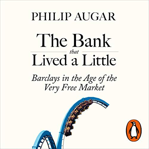 The Bank That Lived a Little audiobook cover art