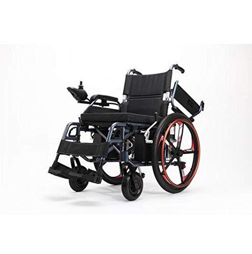 MEICHEN Leichte Falten intelligenter Antriebsmotor normaler Rollstuhl Elektro-Rollstuhl für ältere