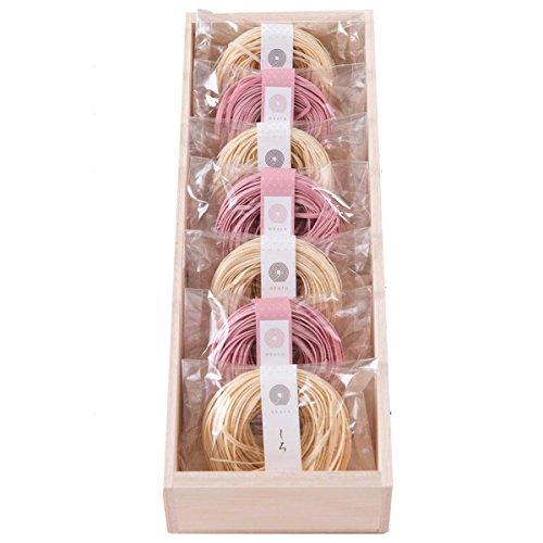 内祝い ギフト 贈り物 贈答品 ギフトセット okuru 紅白麺 三輪うどん hiu-25a/un 350g