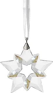 SWAROVSKI Little Star Ornament Holiday Décor, Clear