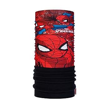 Buff Spiderman Approach Tour de cou polaire Spider-Man Jr Enfant Rouge FR : Taille Unique (Taille Fabricant : Taille One sizeque)