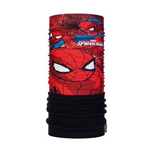 Buff Spiderman Approach Tubular Polar Junior, Unisex niños, Red, Talla única
