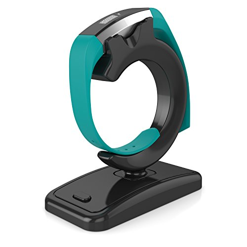GOOQ Fitbit Alta Charger, Replacement Charging Cable Dock Charger Stand for Fitbit Alta Smart Fitness Tracker