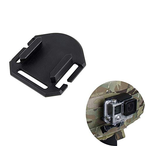 Action Camera Accessory Kit Aluminium Connection Base For GoPro 7 6 5 4 SJ4000 SJ7000 SJ8, For xiaomi YI 4K For DJI OSMO Actie For For SONY Camera