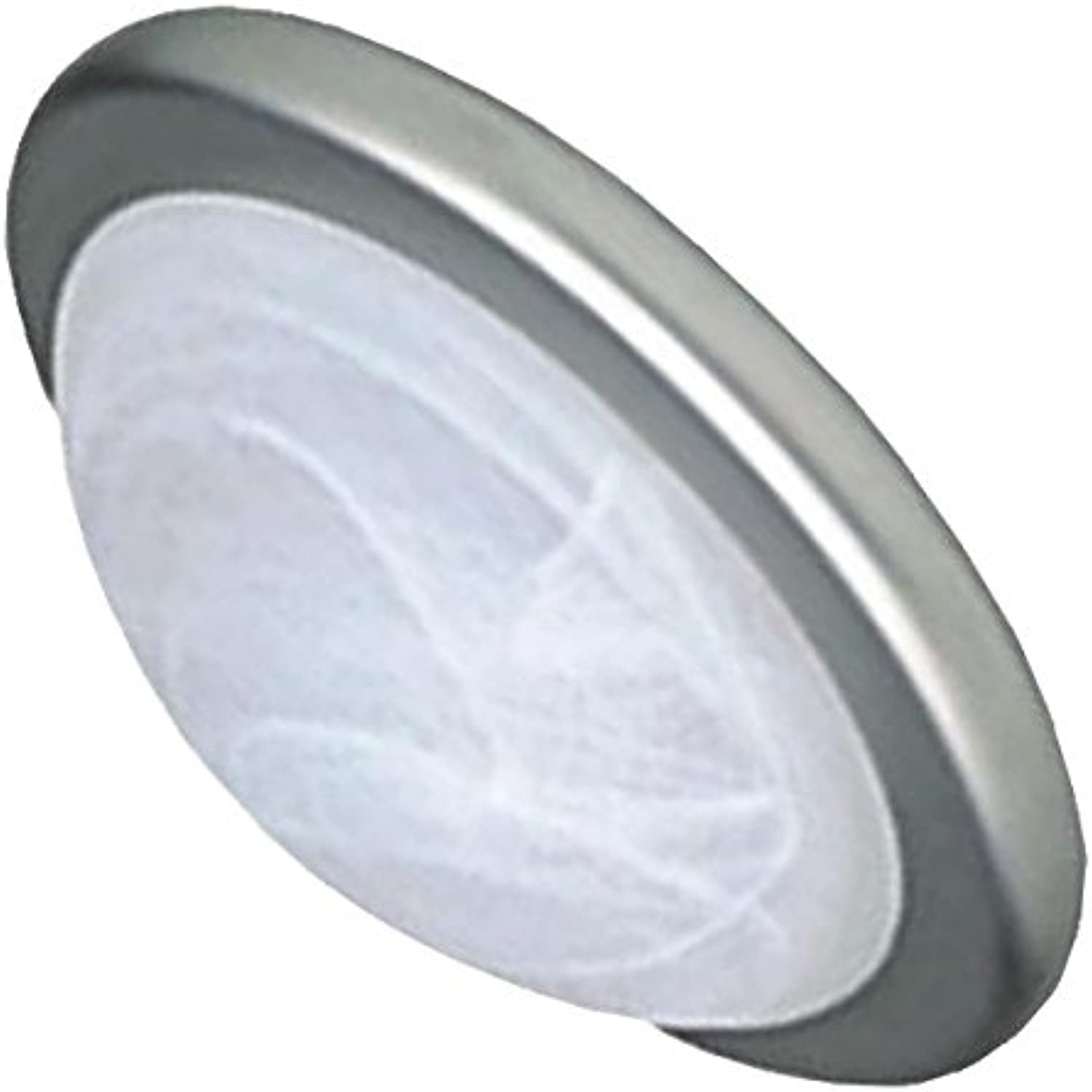 Morris 72202 LED Decorative Ceiling Lighting Silver Bay Collection 13  17W 4000K Satin Nickel