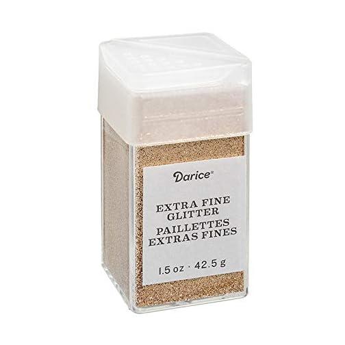 Darice Extra Fine, Copper, 1.5 ounces Glitter  