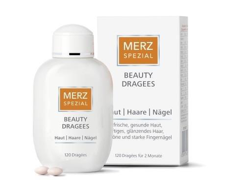 Merz Spezial Beauty Dragées 120 Kapseln (120 ST)
