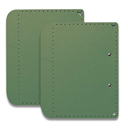 プラス A5サイズにおりたためる A4クリップボード+ カーキ 83-164 ×2冊 FL-502CP/83-164×2
