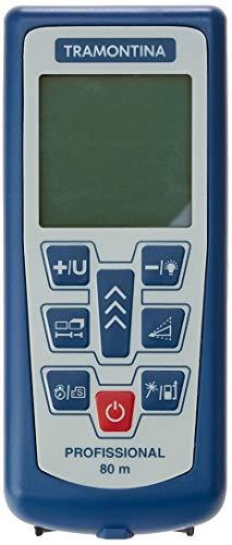 Tramontina 43151380, Medidor de Distancia a Laser 80 M