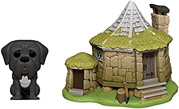 Pop! Town: Harry Potter - Hagrid's House with Fang