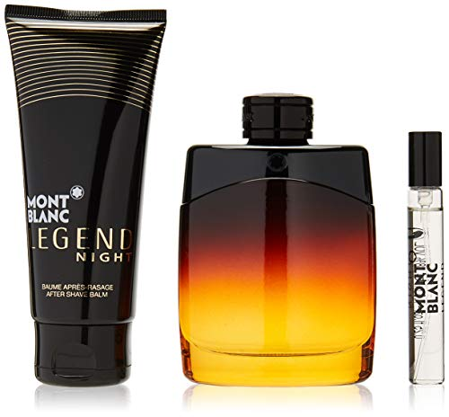 MONTBLANC Set Legend Night, After Shave Balm and Roller Ball, 207.5 ml
