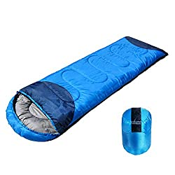 Shopper52 Waterproof Sleeping Bag Outdoor Camping Hiking Travel Single Thick Carry Bed Camping Bag Travel Sleeping Bag Portable Foldable Sleeping Bag - SLEEPINGBAG,shopper 52.com