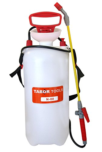 TABOR TOOLS Lawn and Garden Pump Pressure Sprayer for Herbicides, Fertilizers, Mild Cleaning...