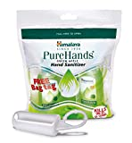 Himalaya PureHands Green Apple Hand Sanitizer (30ML, Pack of 3)